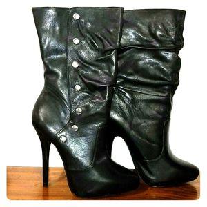 Aldo stiletto boots